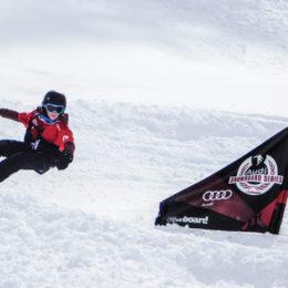 Banked Slalom Gstaad erlebt grossen Andrang