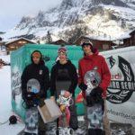 Audi Snowboard Series Grindelwald 2019