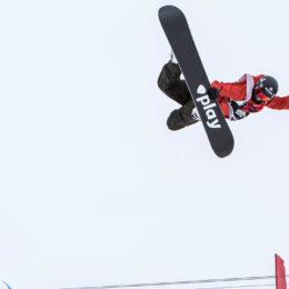 Lever de rideau pour les Freestyle Champs Laax