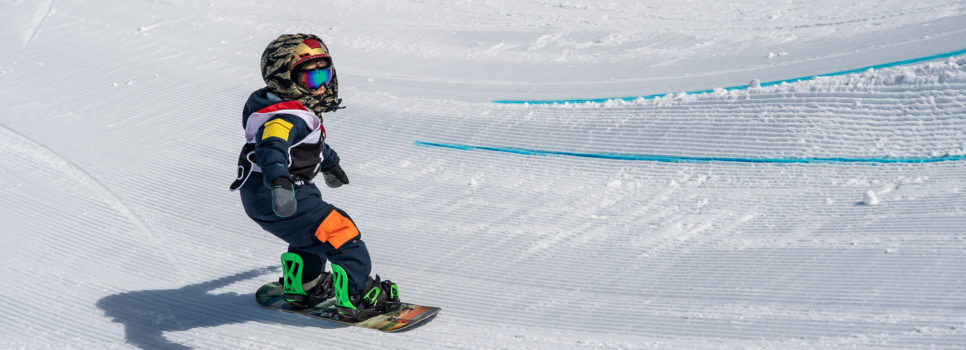 Kids LAAX Open, Slopestyle 16.3.2019