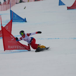Parallel-Riesenslalom Weltcup-Finale in Scuol