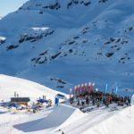 Les joutes de big air offrent un final de toute beauté aux Swiss Freestyle Champs