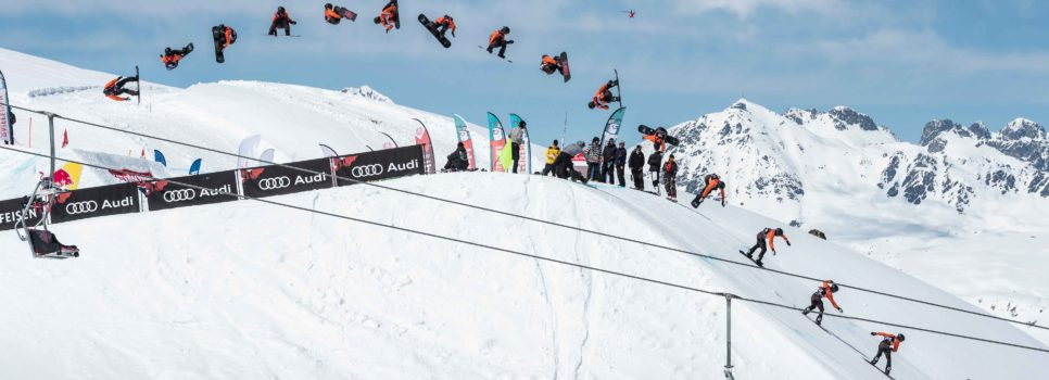 Swiss Freestyle Champs – Corvatsch 2019 | Big Air