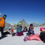 (German) Die 10. Ausgabe des Swiss Snowboard Girls Camp in Zermatt