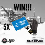 WIN: Magic Passes and Dakine gloves