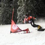 Slalom géant lors du NightOpen Flumserberg