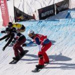Snowboardcross am Flumserberg