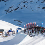 The Audi Snowboard Series and Swiss Freeski Tour season cannot be continued